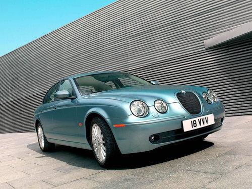 Jaguar S-type 2002 - 2004