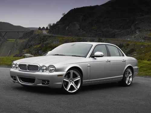 Jaguar XJ 2007 - 2009