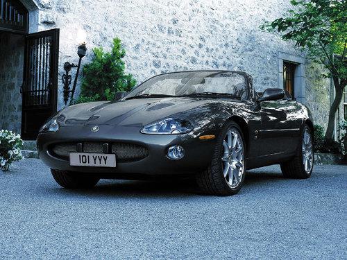 Jaguar XK 1996 - 2004