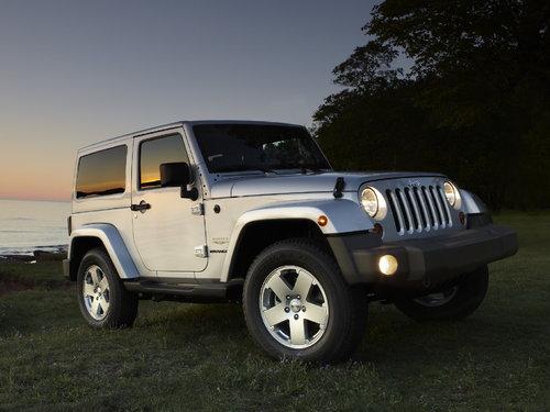 Jeep Wrangler 2010 - 2018