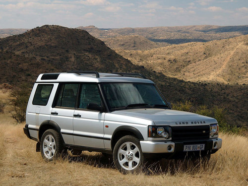 Land Rover Discovery 2002 - 2004