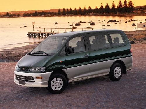 Mitsubishi Space Gear 1997 - 2007