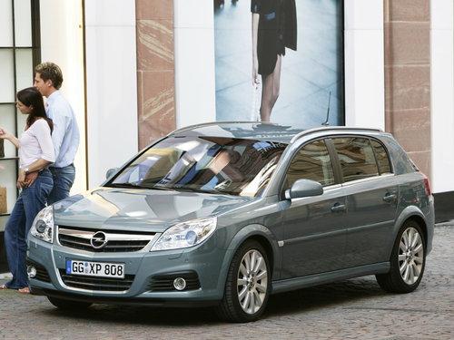 Opel Signum 2005 - 2008