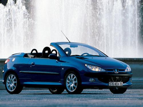 Peugeot 206 2000 - 2003
