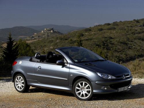 Peugeot 206 2003 - 2007