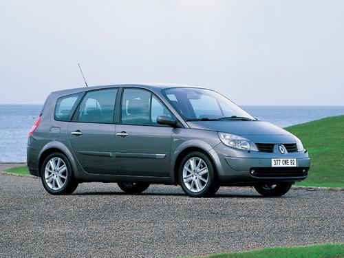 Renault Grand Scenic 2004 - 2006