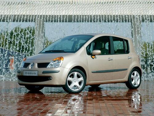 Renault Modus 2004 - 2006