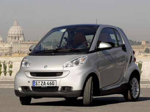 Smart Fortwo 2006 - 2010