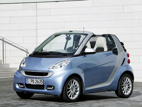 Smart Fortwo 2010 - 2012