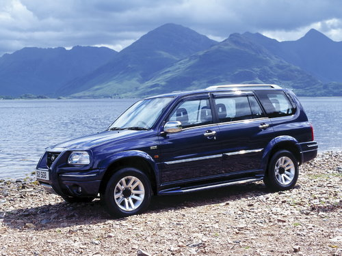 Suzuki Grand Vitara XL-7 2000 - 2003