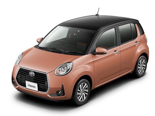 Toyota Passo 2018