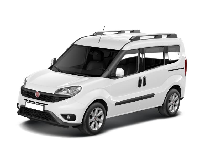 Fiat Doblo, 2018 год, 1 250 000 руб.