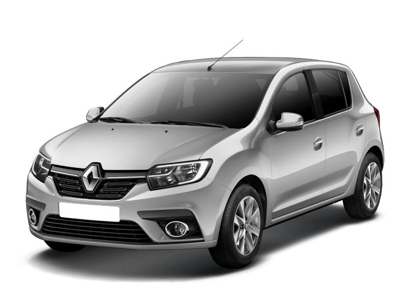 Renault Sandero, 2020 год, 986 000 руб.