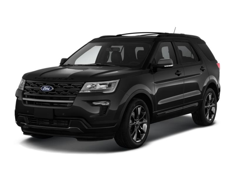 Ford Explorer, 2018 год, 3 173 000 руб.
