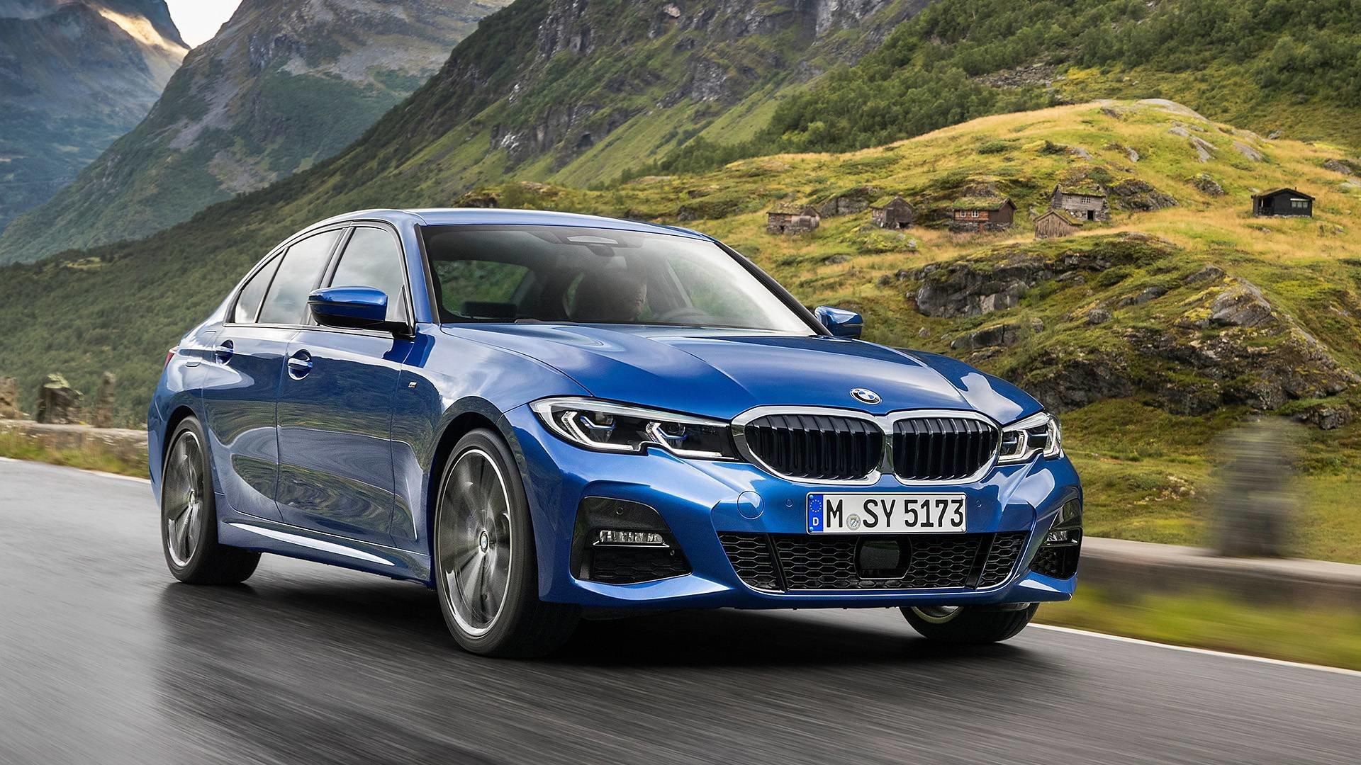 О чем говорит шильдик GT на кузове BMW третьей серии
