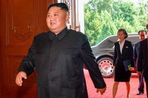 Ким Чен Ын пересел на санкционный Rolls-Royce Phantom