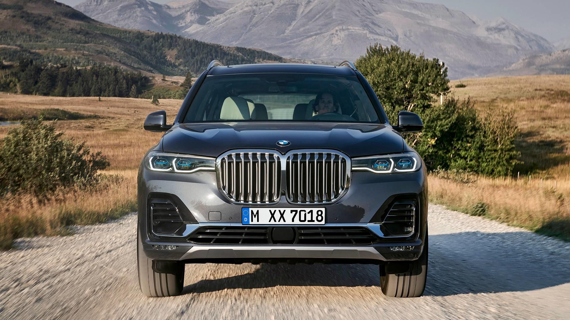 ae3cc6f1ae3c4 Представлен серийный BMW X7. В России его цена будет начинаться от 5 ...