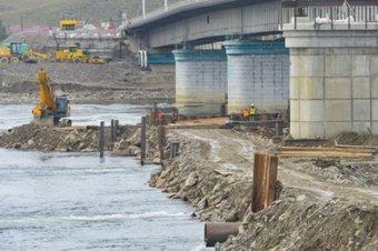 Проектирование моста завершат в 2019 году.