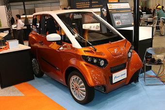 Производство машины начнется в 2019 году.
