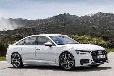 Новый Audi A6 в России: от 3,9 млн рублей за 340-сильный мотор и полный привод