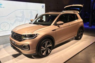 Volkswagen представил самый компактный в своей истории кроссовер