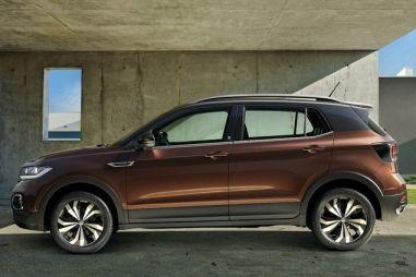 В Бразилии и Китае Volkswagen T-Cross будет продаваться в удлиненной версии