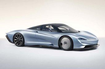 Первые экземпляры McLaren Speedtail будут отгружены заказчикам в начале 2020 года.