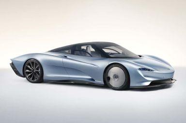 У культового суперкара 90-х McLaren F1 появился идейный наследник