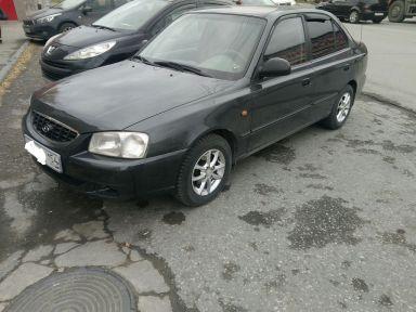 Hyundai Accent, 2008