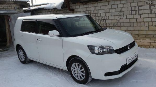Toyota Corolla Rumion 2012 - отзыв владельца