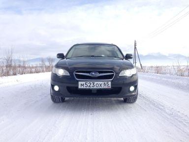 Subaru Legacy 2007 отзыв автора | Дата публикации 15.01.2016.