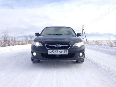 Subaru Legacy 2007 - отзыв владельца
