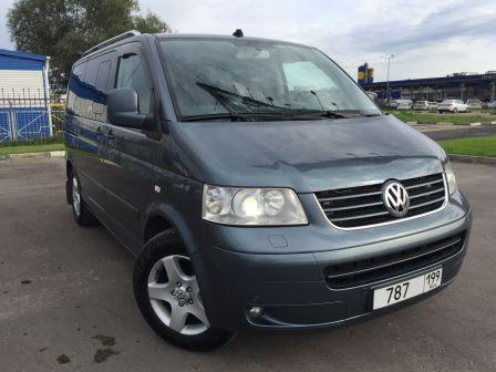Volkswagen Multivan 2005 - отзыв владельца