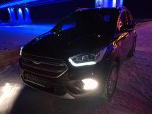 Ford Kuga, 2017
