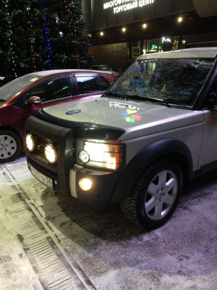 Land Rover Discovery 2006 - отзыв владельца