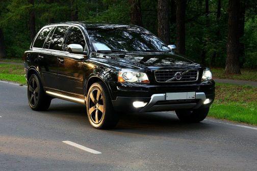 Volvo XC90 2006 - отзыв владельца