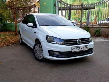 Volkswagen Polo 2016 отзыв автора | Дата публикации 28.10.2016.