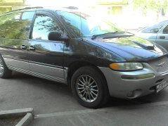 Chrysler Voyager 2001 отзыв автора | Дата публикации 08.07.2017.