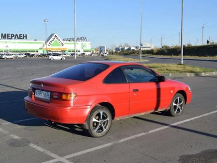 Toyota Paseo 1998 - отзыв владельца