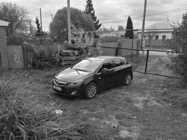 Opel Astra 2010 отзыв автора | Дата публикации 07.02.2018.