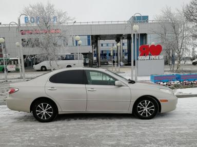 Lexus ES300 2002 отзыв автора | Дата публикации 12.02.2018.