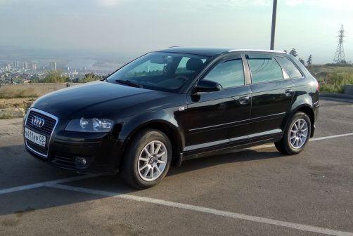 Audi A3 2006 - отзыв владельца
