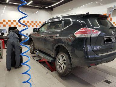 Nissan X-Trail, 2018