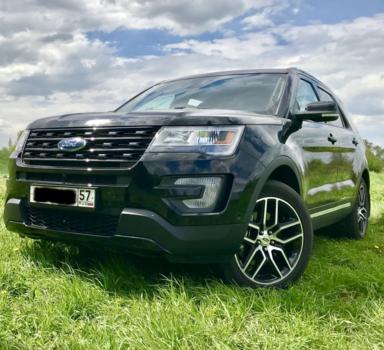 Ford Explorer отзыв автора | Дата публикации 09.08.2018.