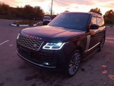 Range Rover 2018 отзыв автора | Дата публикации 15.08.2018.