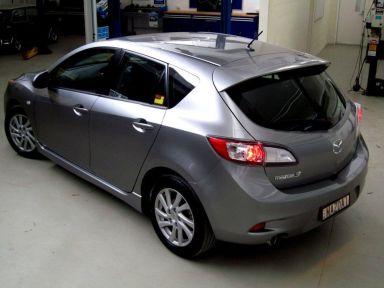 Mazda Mazda3, 2012