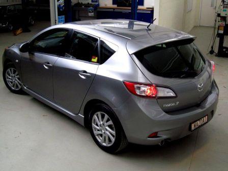Mazda Mazda3 2012 - отзыв владельца