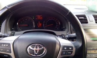 Toyota Avensis 2009 отзыв автора   Дата публикации 18.10.2018.