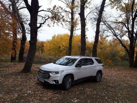 Chevrolet Traverse 2018 - отзыв владельца