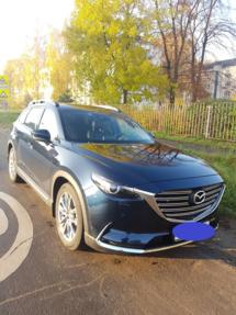Mazda CX-9 2018 отзыв владельца